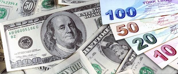 Türk Lirası Nın Dolar