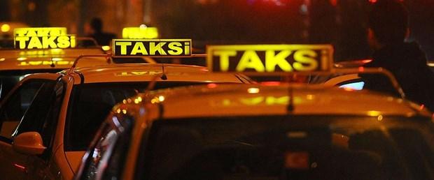 Taksi Ücretine %20 Zam